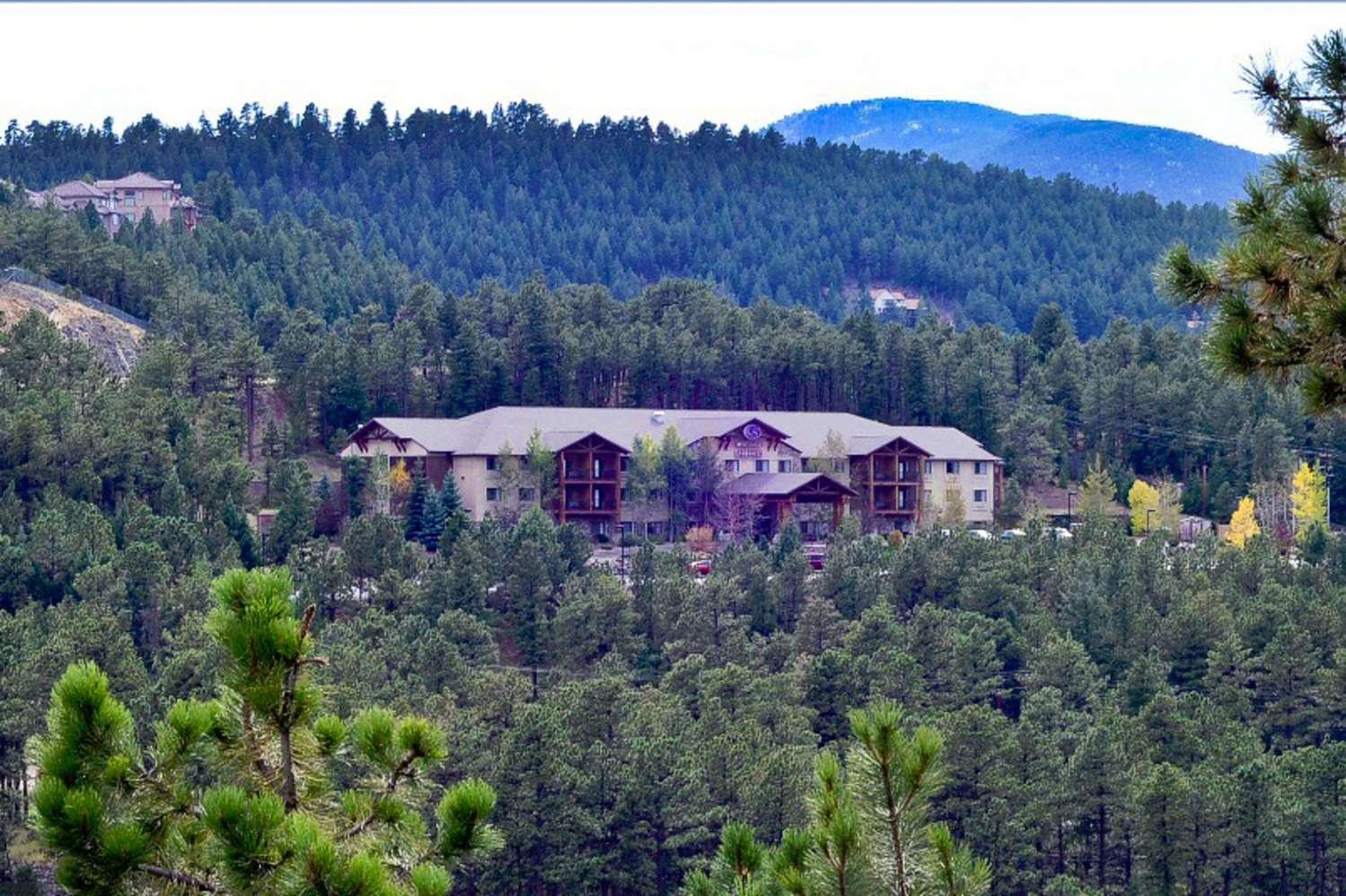 Exterior view - Comfort Suites Golden West on Evergreen Parkway