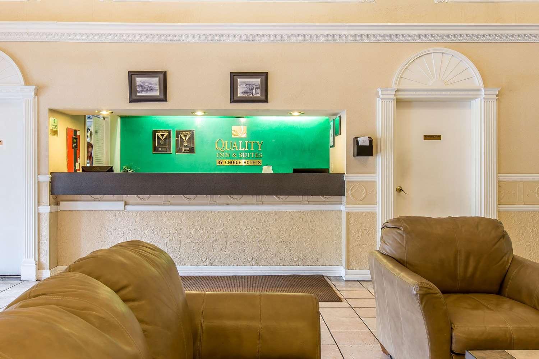 Lobby - Quality Inn & Suites Glenwood Springs
