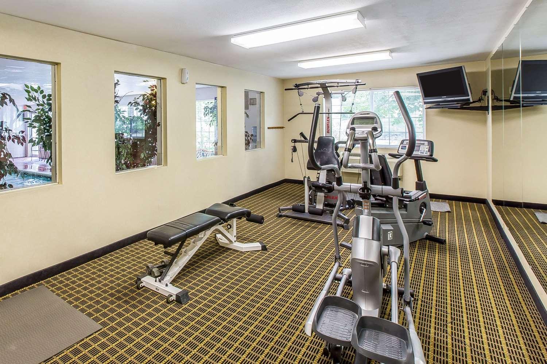 Fitness/ Exercise Room - Quality Inn & Suites Glenwood Springs