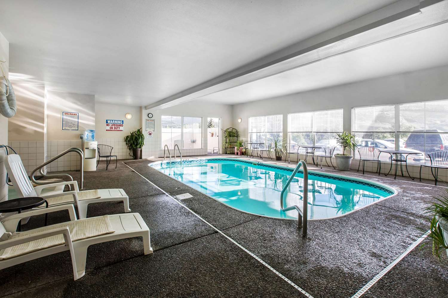 Pool - Quality Inn & Suites Silverthorne