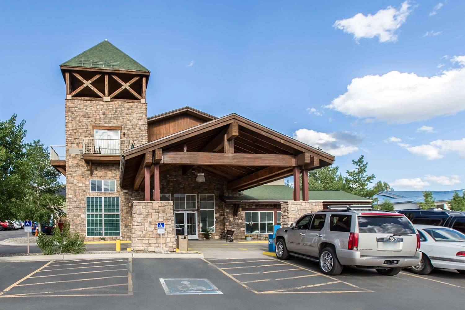 Exterior view - Quality Inn & Suites Silverthorne
