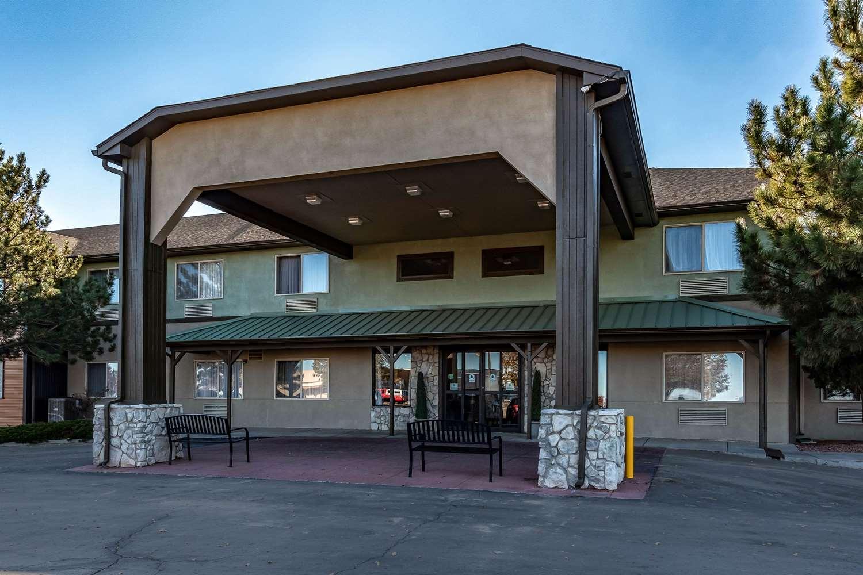 Exterior view - Quality Inn & Suites Pueblo West