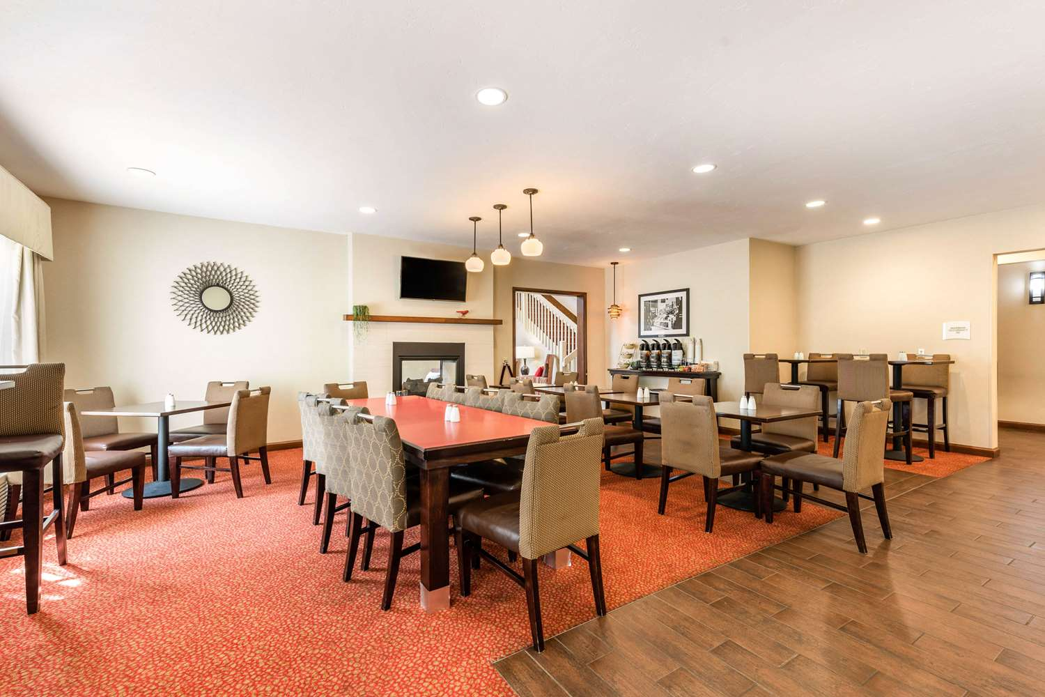 Restaurant - Quality Inn & Suites Fort Collins