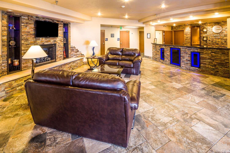 Lobby - Comfort Inn Gunnison