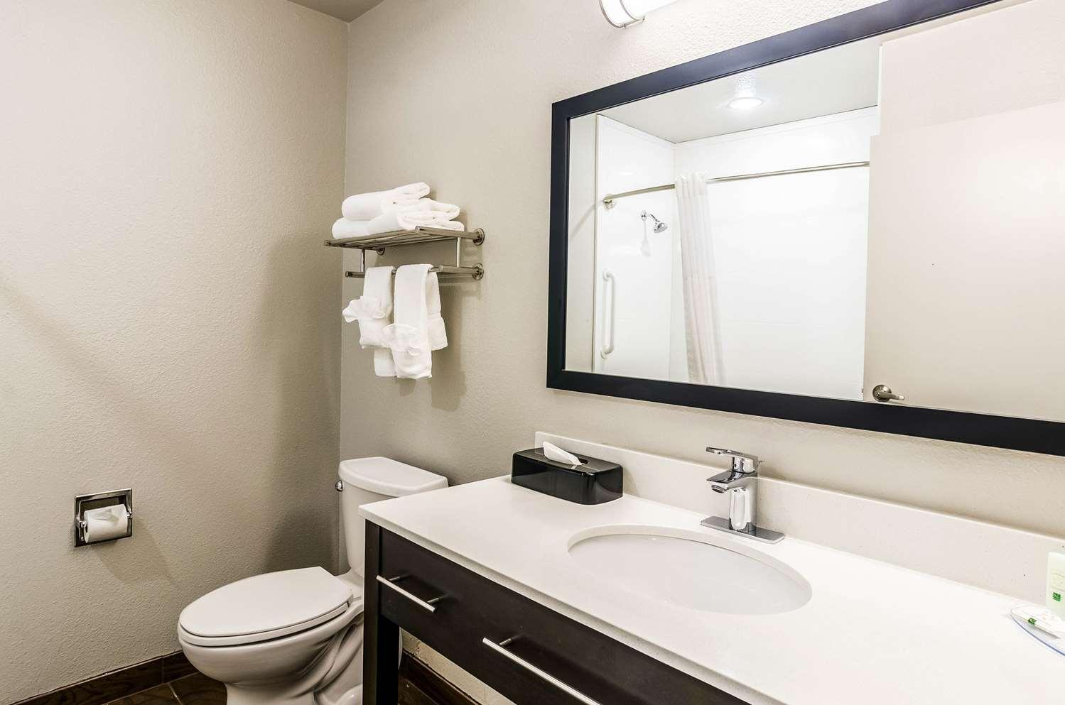 Room - Quality Inn & Suites Apex Center Westminster