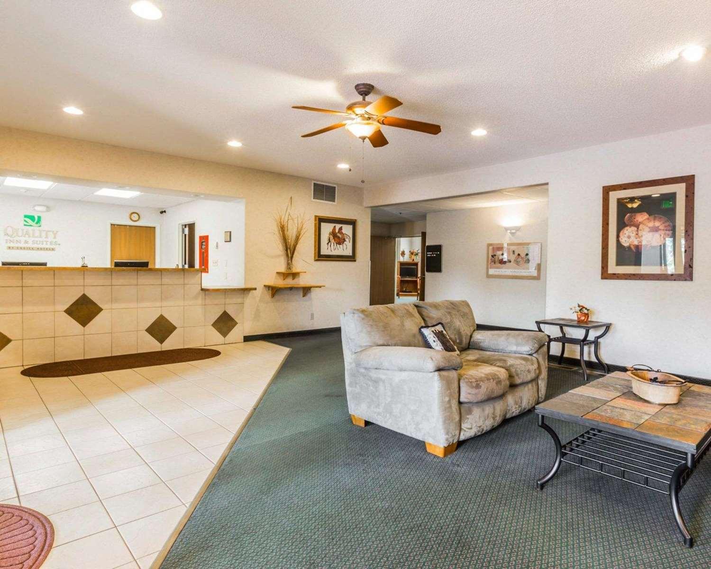 Lobby - Quality Inn & Suites Montrose