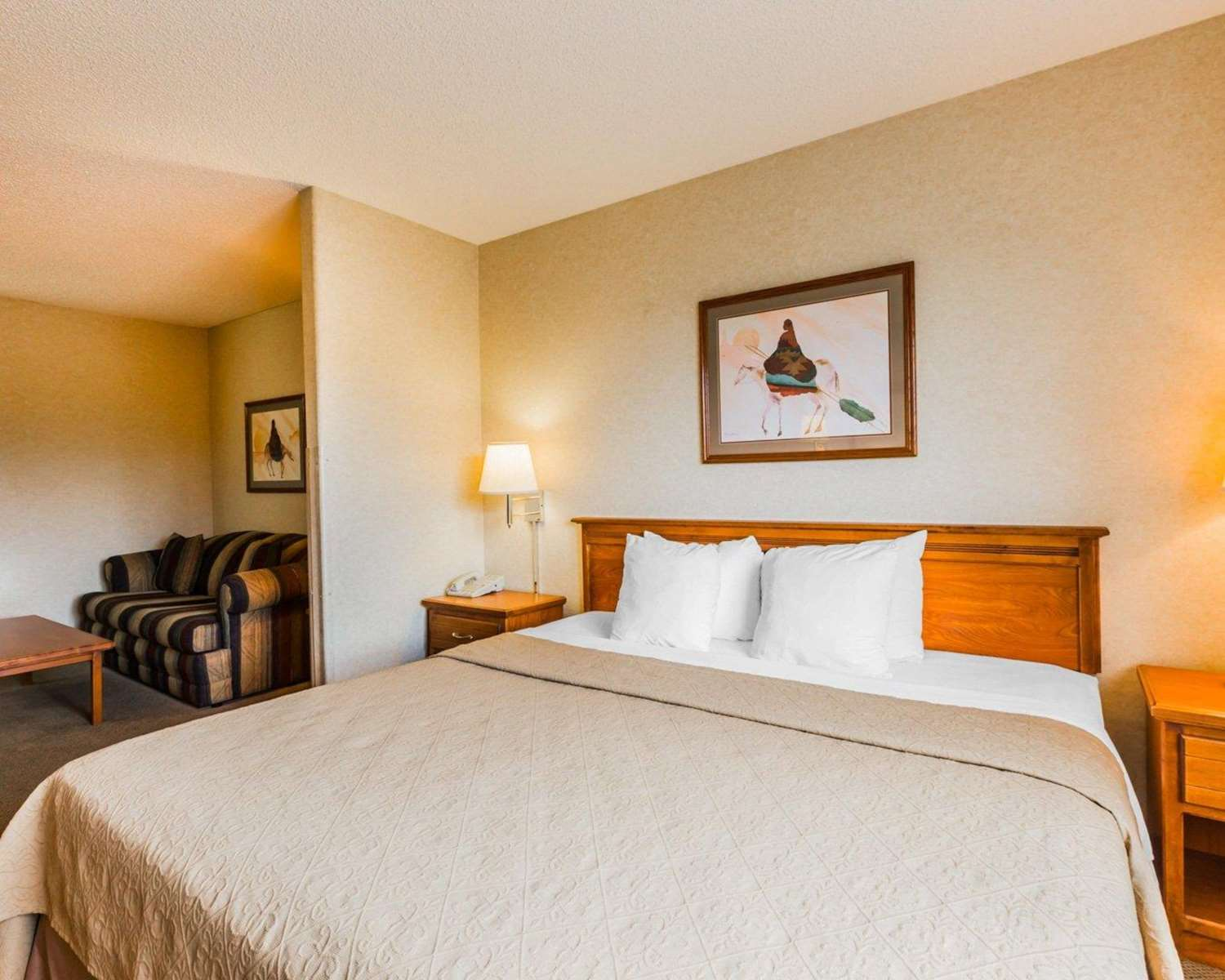 Suite - Quality Inn & Suites Montrose
