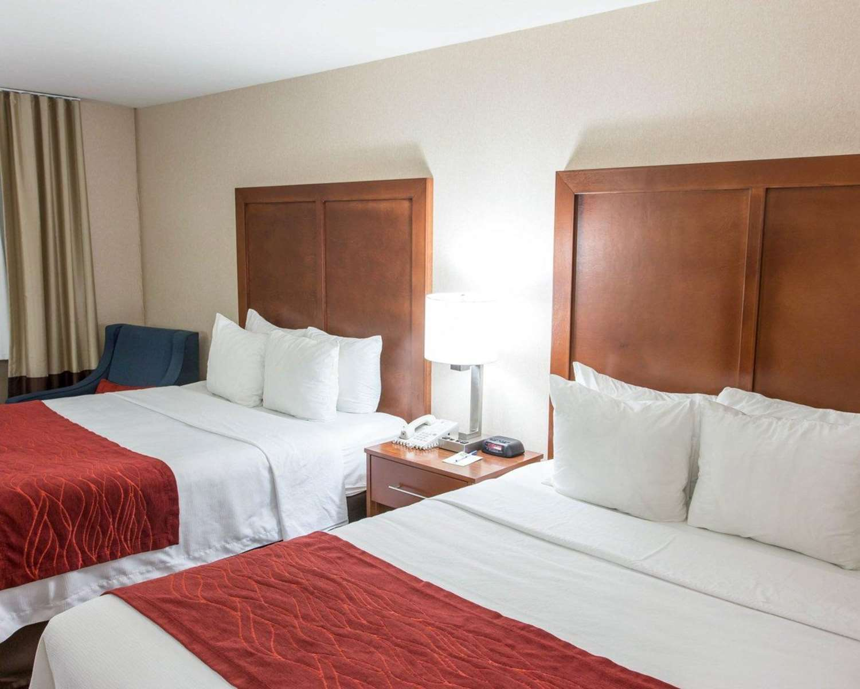 Room - Comfort Inn Fort Morgan