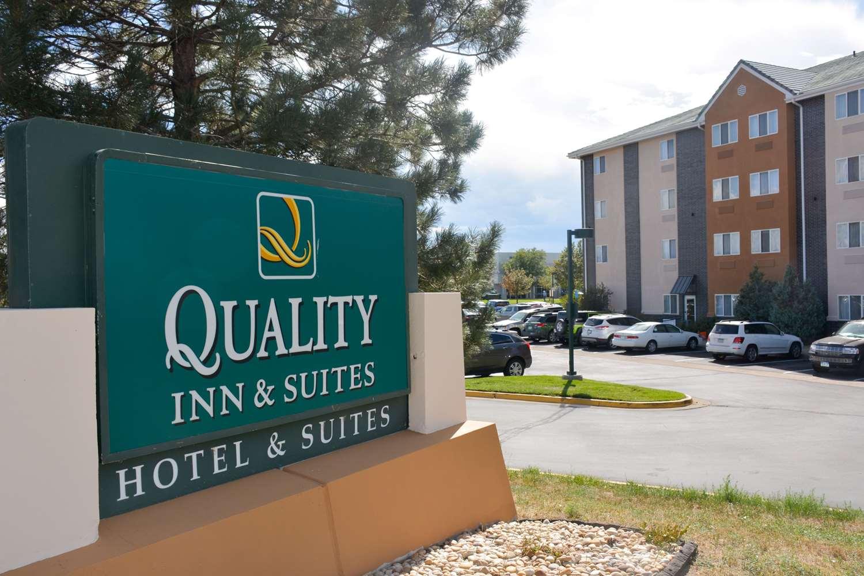 Exterior view - Quality Inn & Suites Denver Airport Aurora