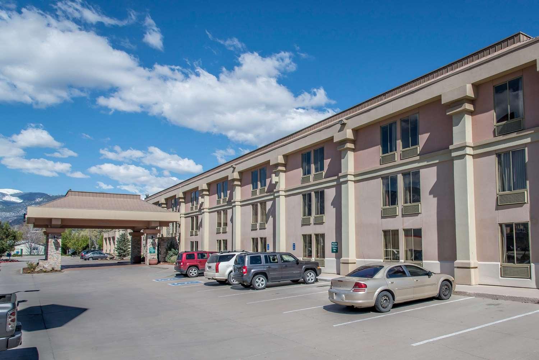 Exterior view - Quality Inn South Colorado Springs South