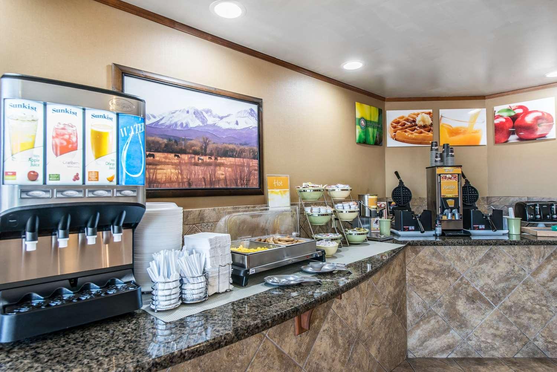 Restaurant - Quality Inn South Colorado Springs South