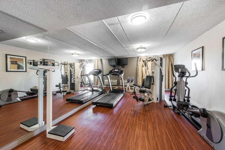 Fitness/ Exercise Room - Comfort Inn & Suites Denver