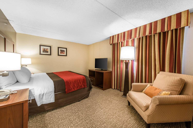 Suite - Comfort Inn & Suites Denver