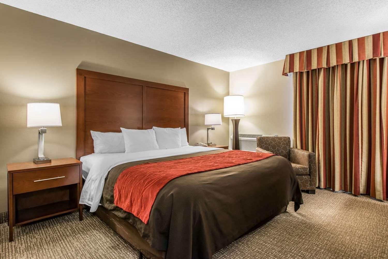 Room - Comfort Inn & Suites Denver