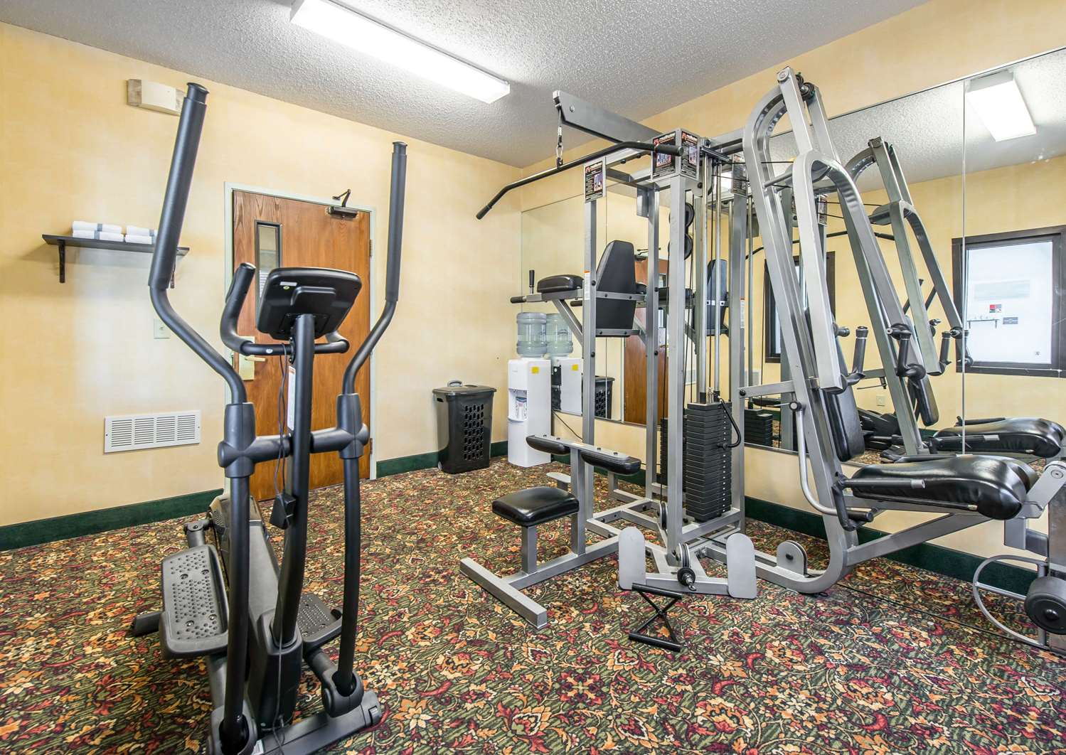 Fitness/ Exercise Room - Quality Inn Northwest Westminster