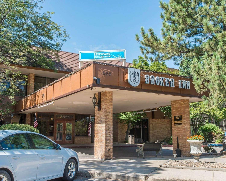 Exterior view - Rodeway Inn & Suites Boulder
