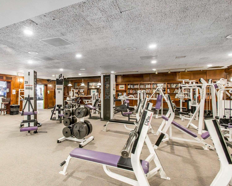 Fitness/ Exercise Room - Rodeway Inn & Suites Boulder
