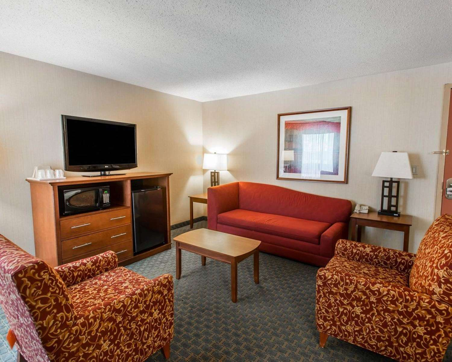 Suite - Clarion Hotel & Conference Center Greeley