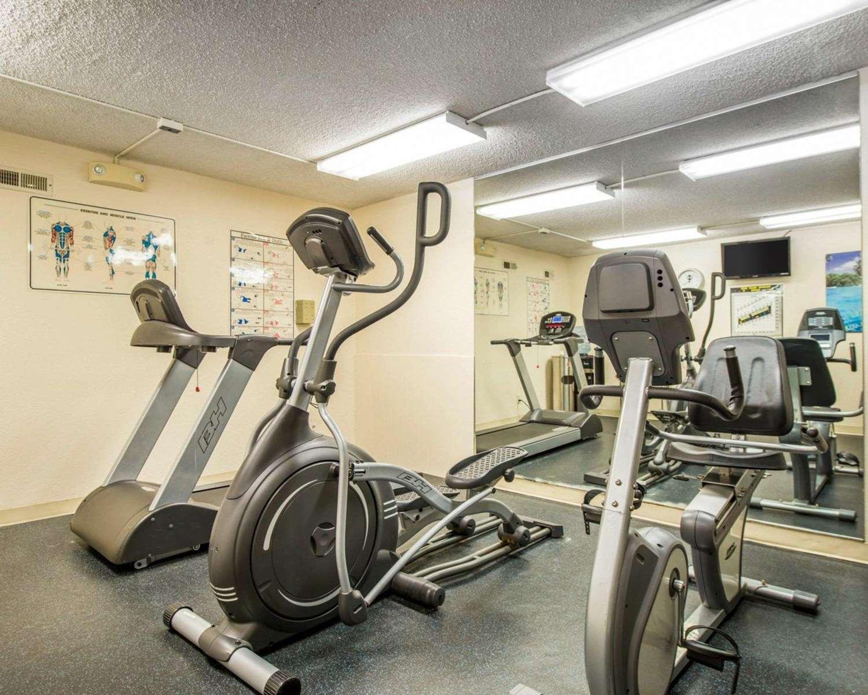 Fitness/ Exercise Room - Clarion Inn Pueblo