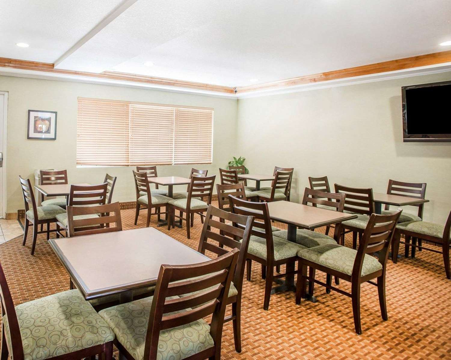 Restaurant - Quality Inn & Suites Denver