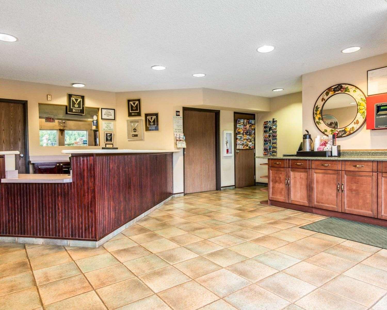 Lobby - Rodeway Inn Manitou Springs