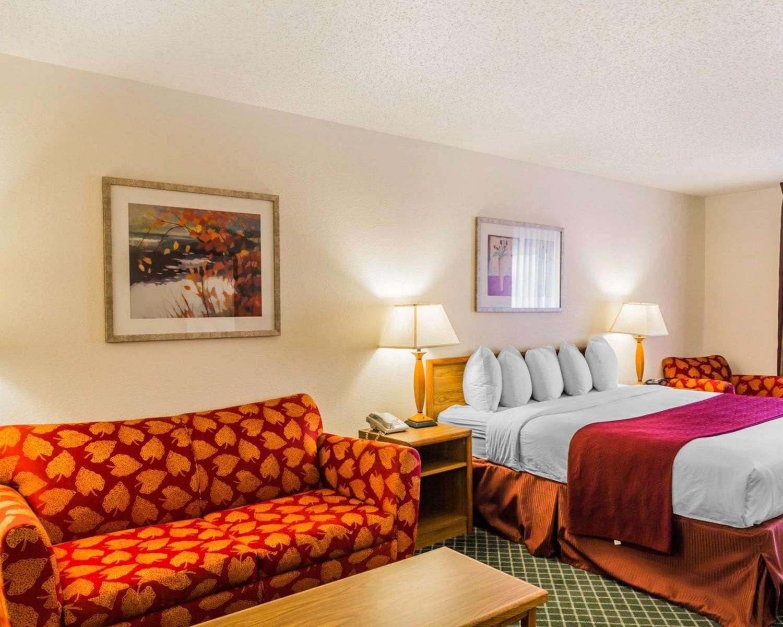 Suite - Quality Inn Golden