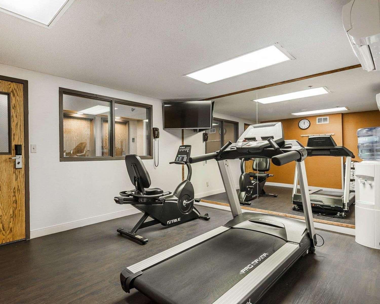 Fitness/ Exercise Room - Comfort Inn Airport Denver