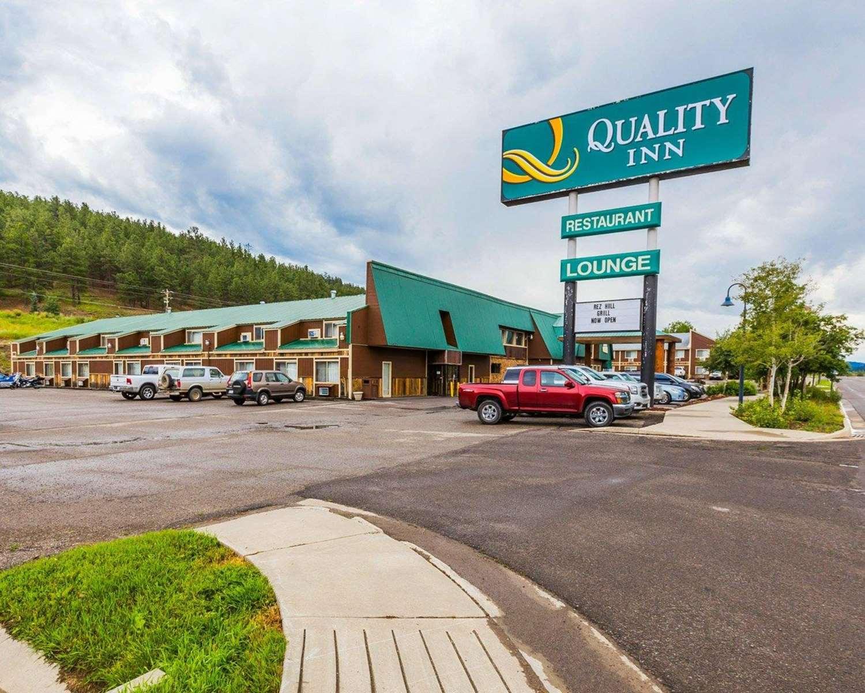 Exterior view - Quality Inn Pagosa Springs