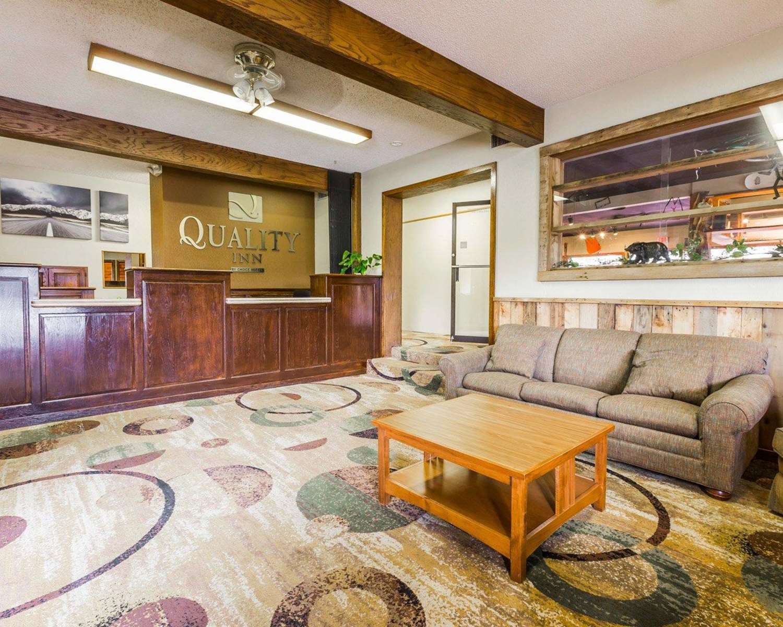 Lobby - Quality Inn Pagosa Springs