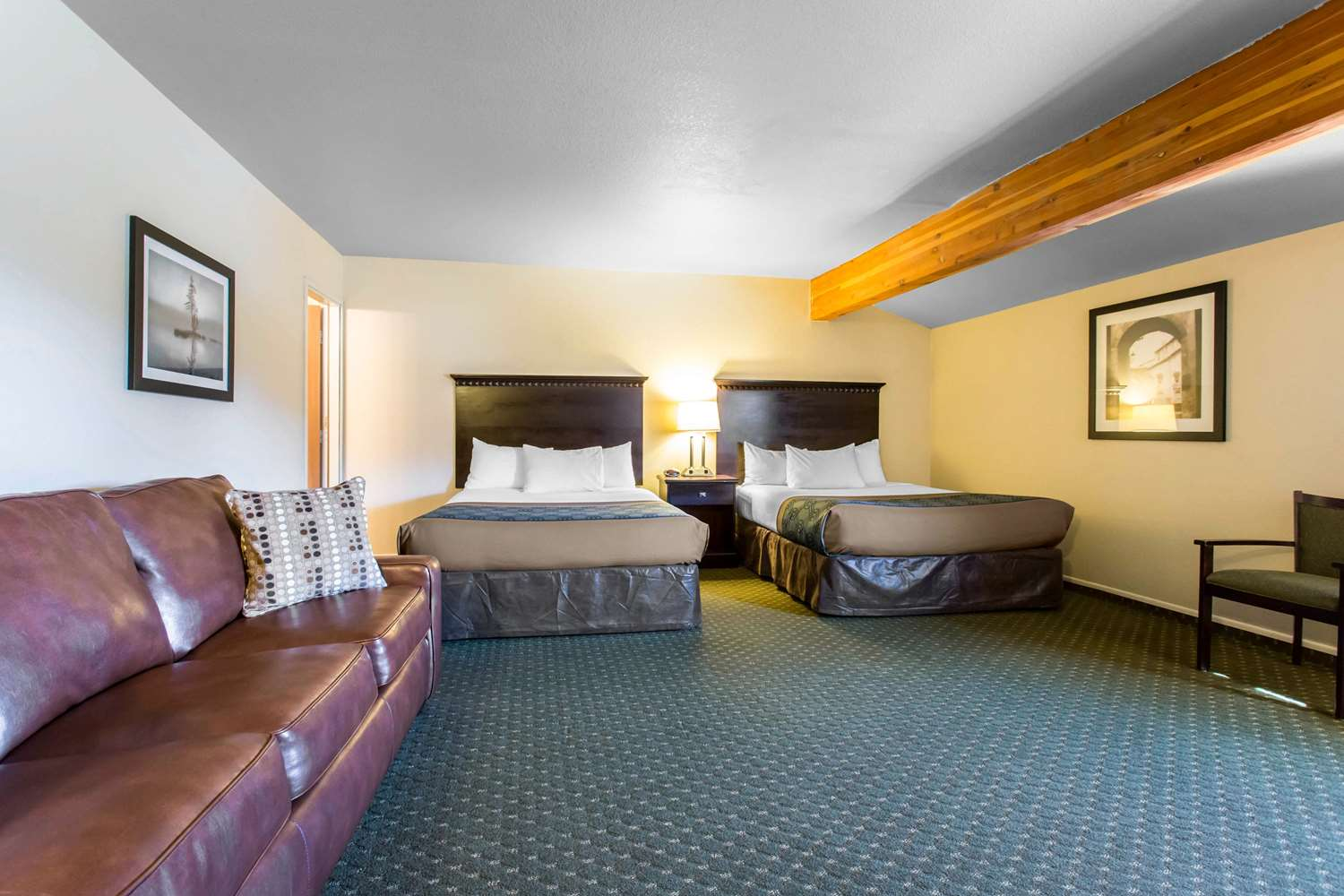 Room - Econo Lodge Gunnison