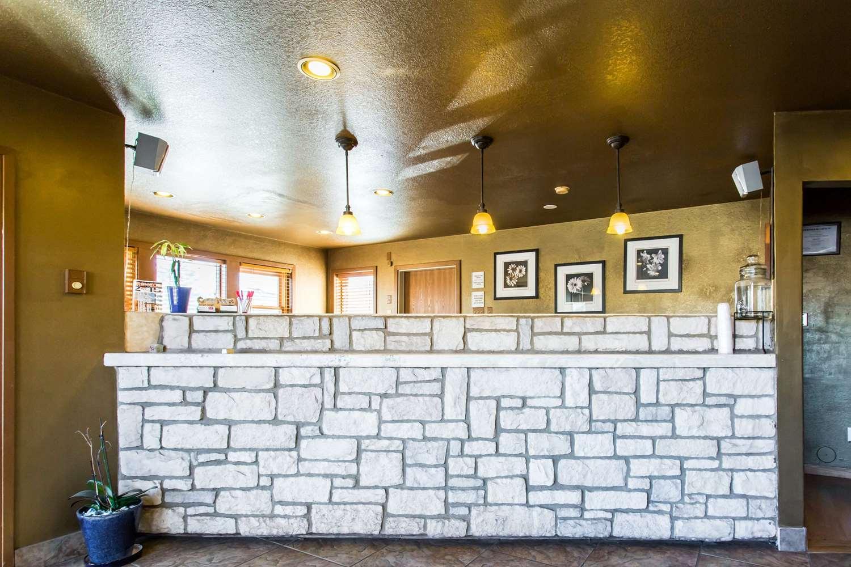 Lobby - Econo Lodge Gunnison