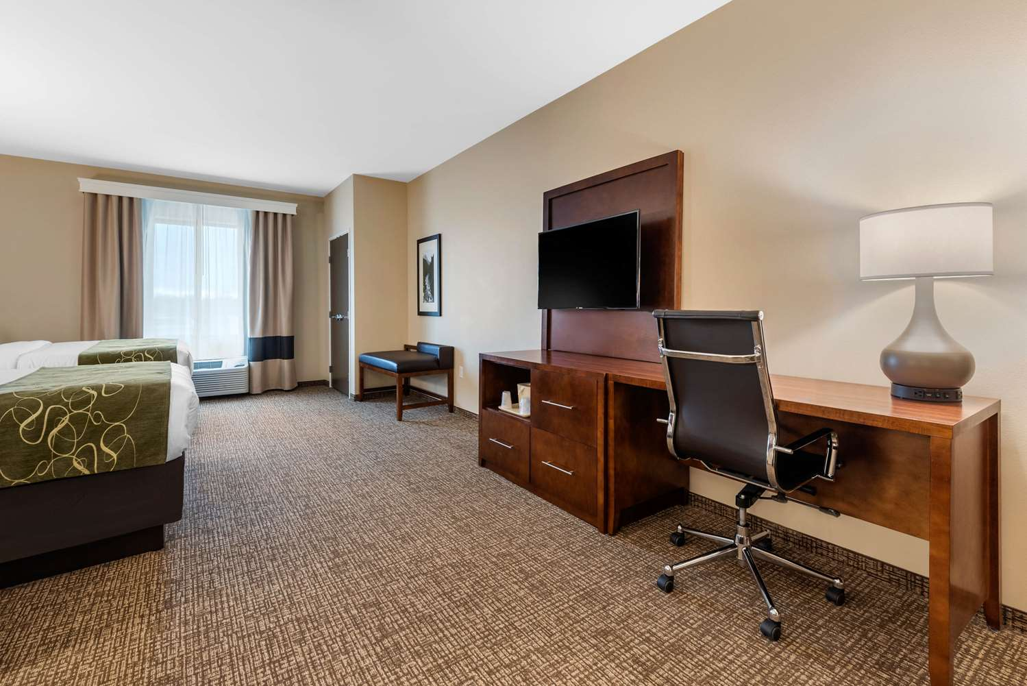 Suite - Comfort Suites Buckley AFB Aurora
