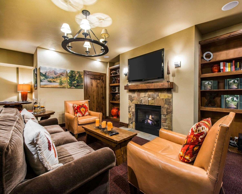 Lobby - Innsbruck Luxury Condos by Bluegreen Vacations Aspen