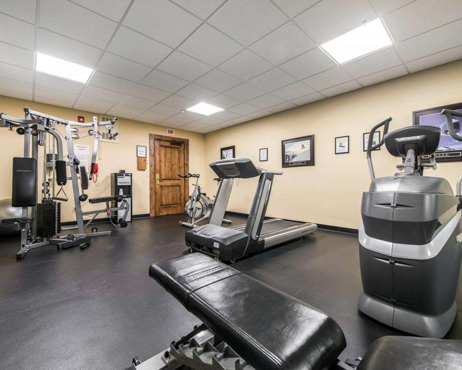 Fitness/ Exercise Room - Innsbruck Luxury Condos by Bluegreen Vacations Aspen
