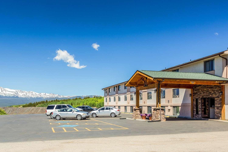 Exterior view - Rodeway Inn Leadville
