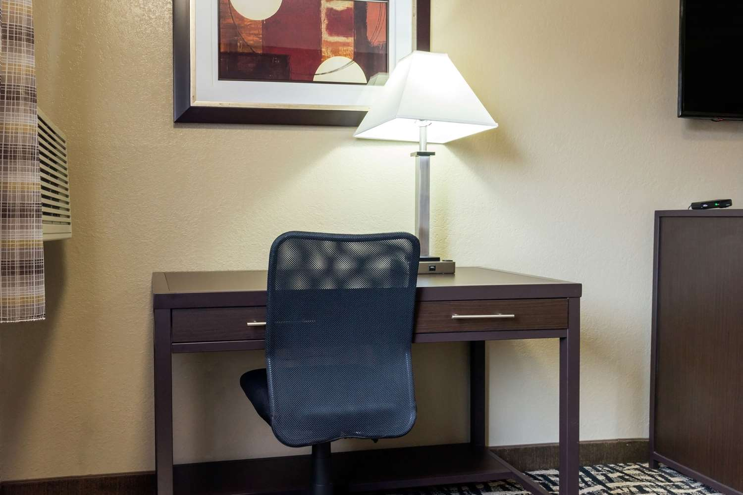 Room - Quality Inn Lamar