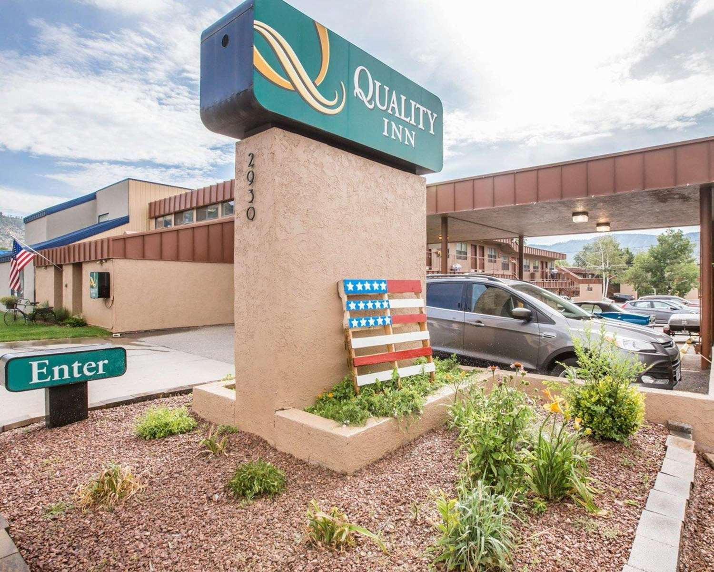 Exterior view - Quality Inn Durango