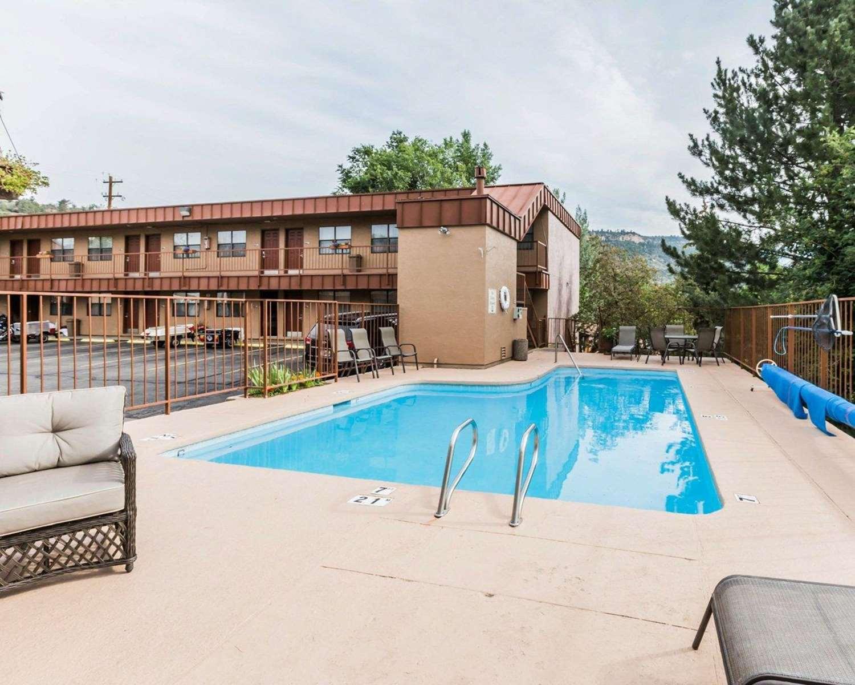 Pool - Quality Inn Durango