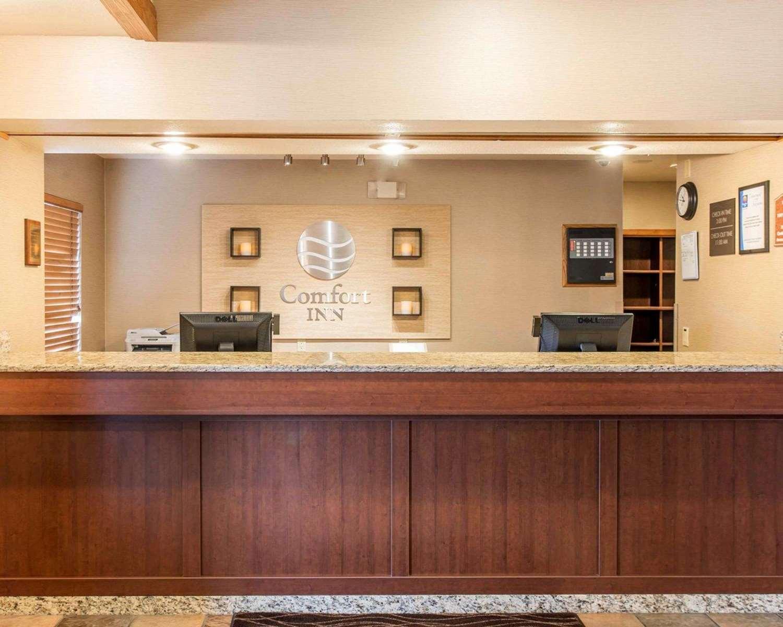 Lobby - Comfort Inn Salida