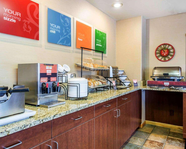 Restaurant - Comfort Inn Salida