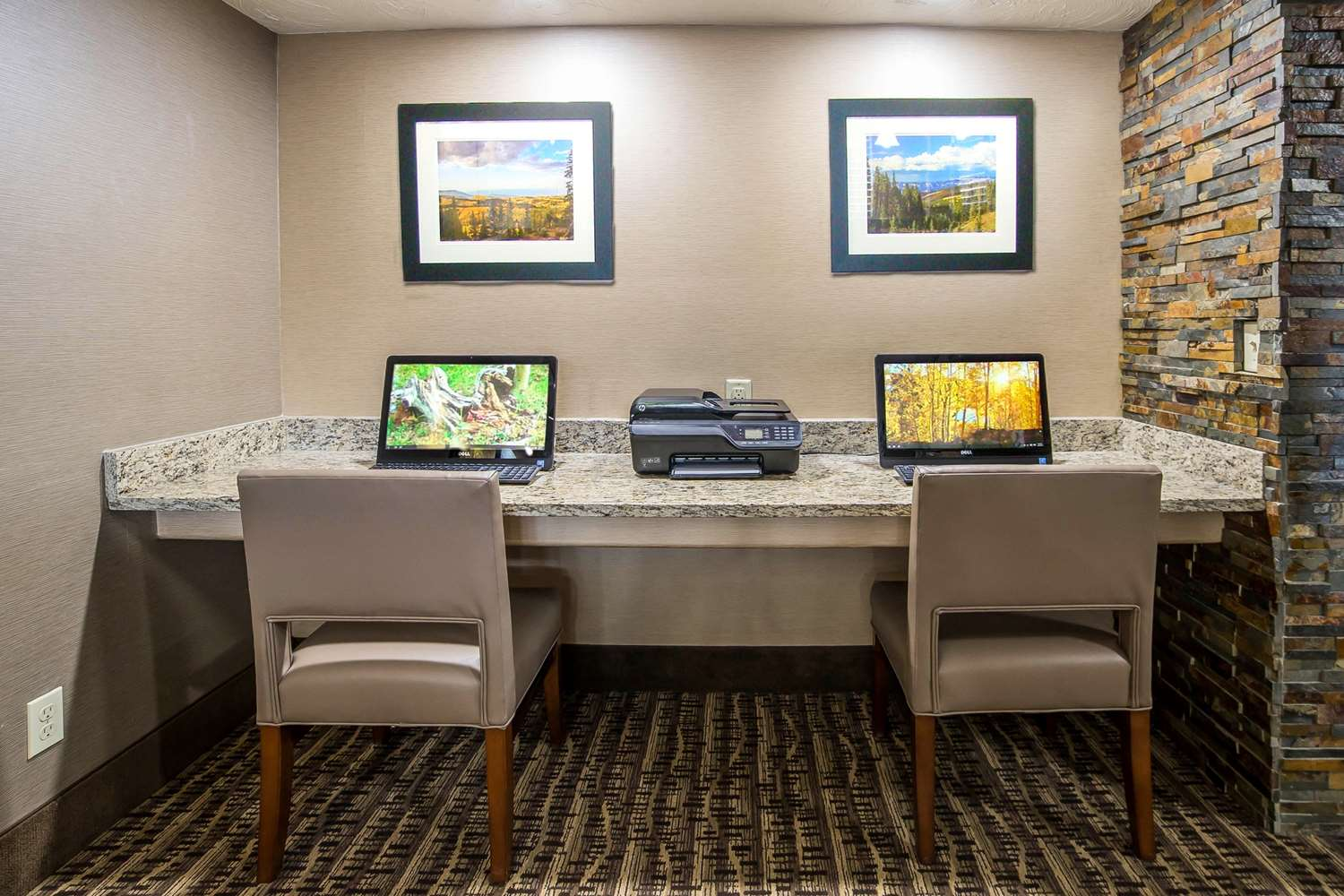 Conference Area - Comfort Inn Grand Junction