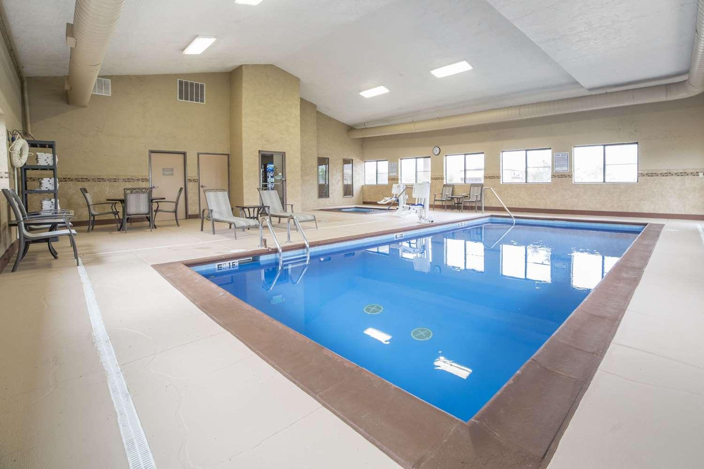 Pool - Comfort Inn Grand Junction