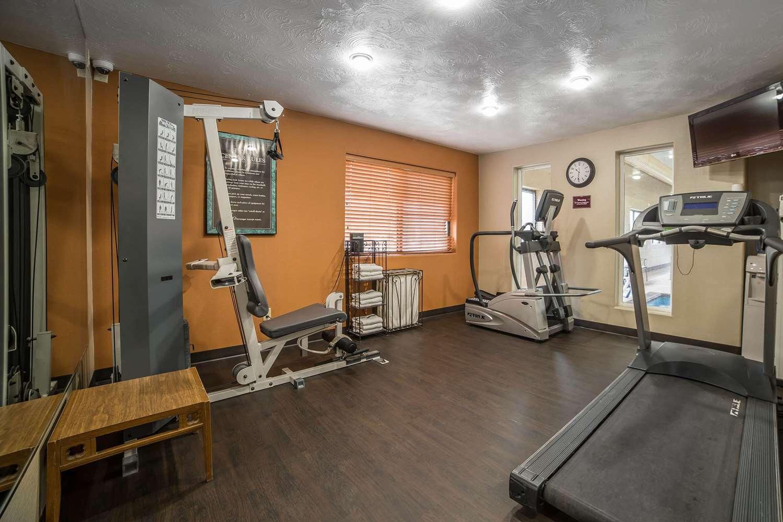 Fitness/ Exercise Room - Comfort Inn Grand Junction