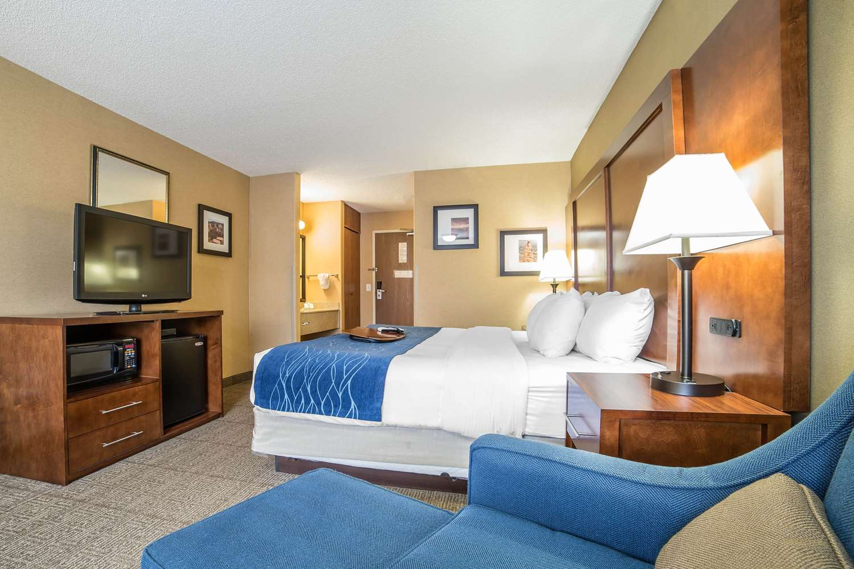 Room - Comfort Inn Grand Junction