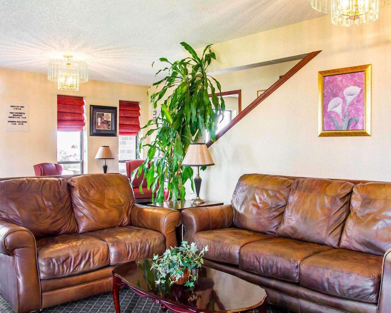 Lobby - Quality Inn Longmont