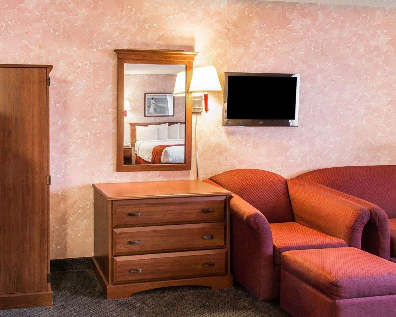 Suite - Quality Inn Longmont