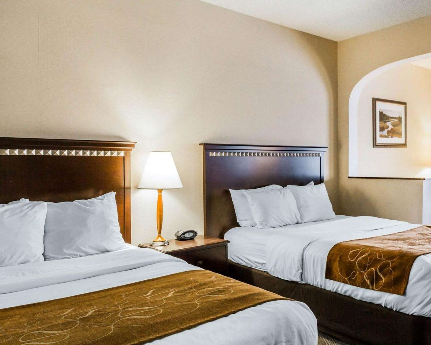 Suite - Quality Inn & Suites Westminster
