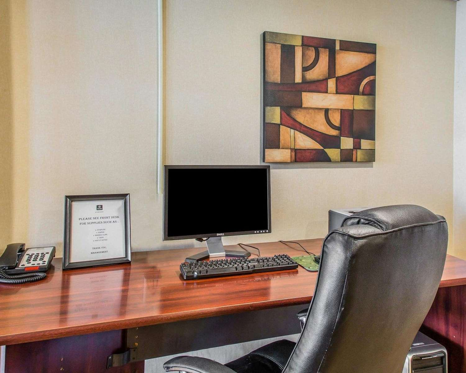 Conference Area - Rodeway Inn & Suites East Windsor