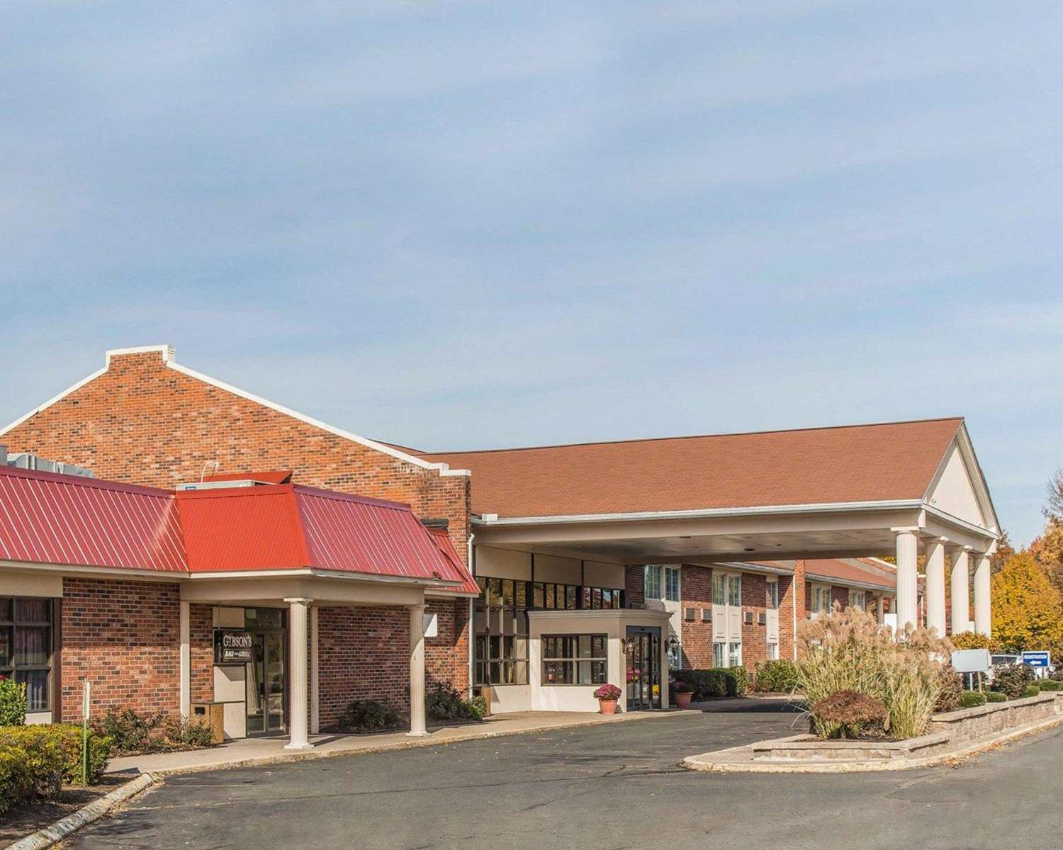 Exterior view - Rodeway Inn & Suites East Windsor