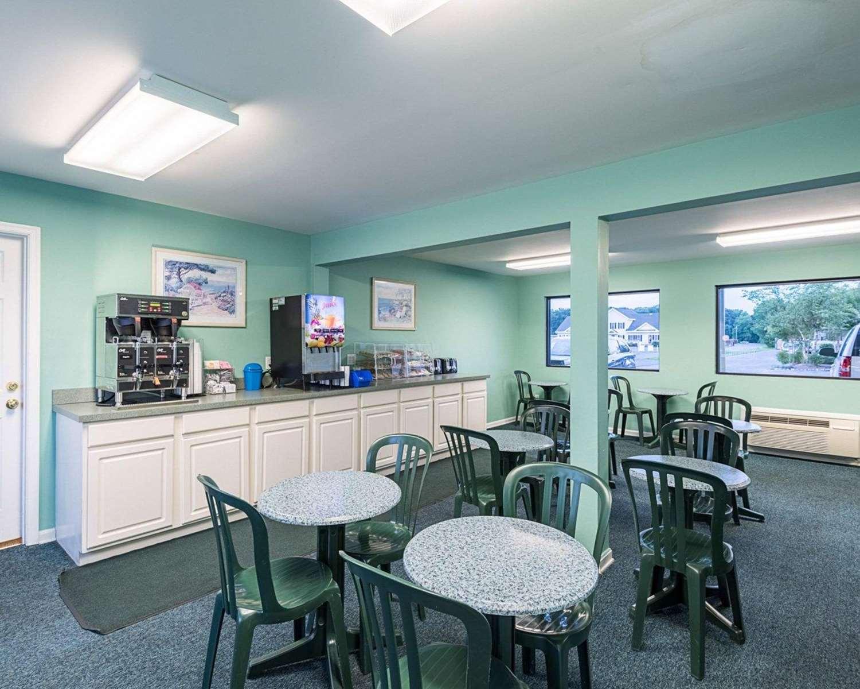 Restaurant - Rodeway Inn & Suites Rehoboth Beach
